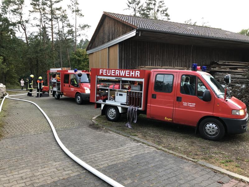 Feuerwehraktionswoche 2019