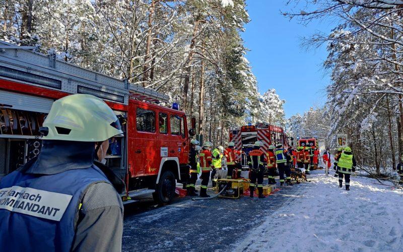 Verkehrsunfall RH 38